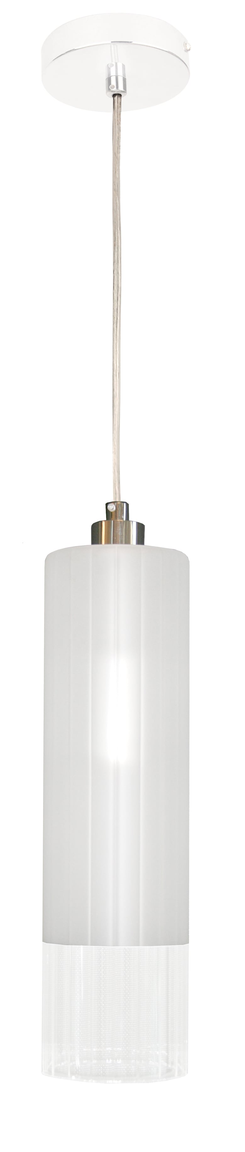 Hanging lamp Soller 1 Single Narrow tuba Jasna