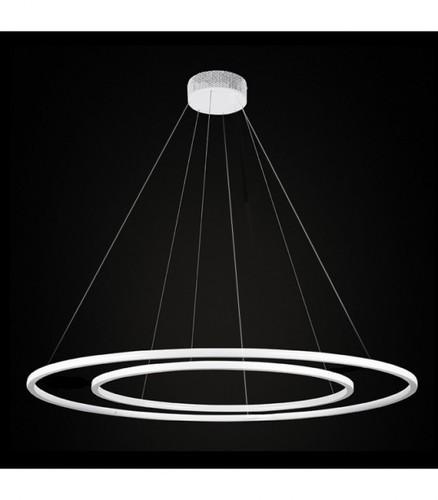 ECHO 90 + 120 Double chandelier