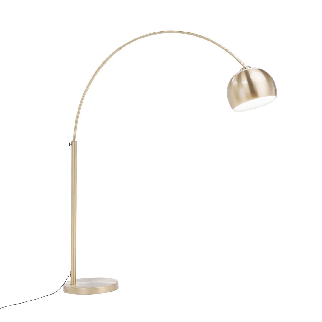 Ts 010121 T Bb Soho Gold Floor Lamp