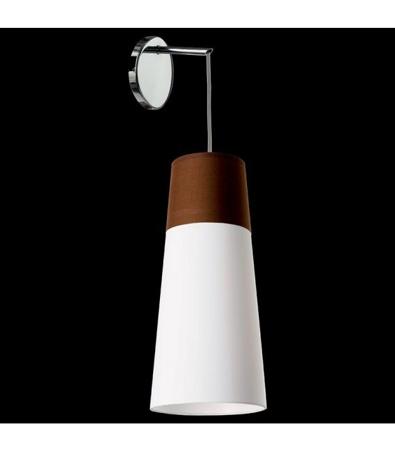 KOMA Wall lamp bronze