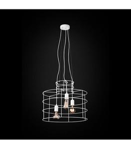 LANA white chandelier small 0