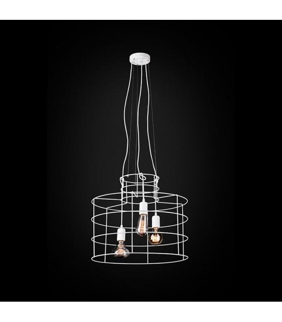 LANA white chandelier