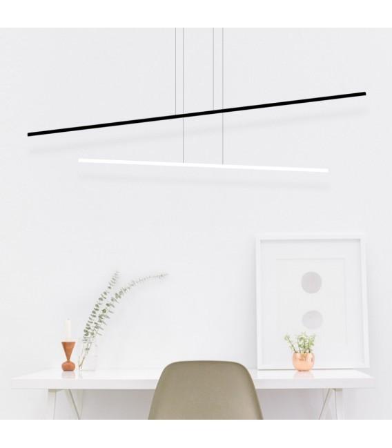CHROME LED STRIP Overhang 112