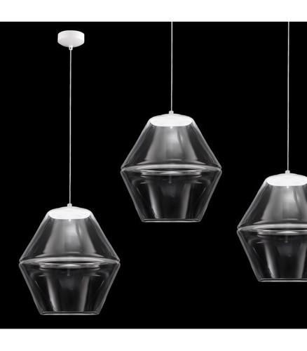 MOLINO White chandelier