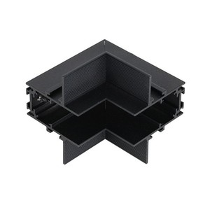 Corner Concealed Bottom L Magnetic Track small 0