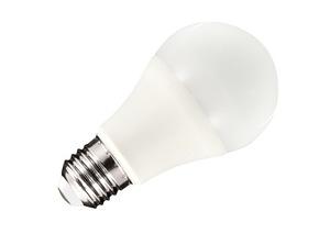 LED bulb A60 LED bulb E27 806lm, 10W, 3000K with Dusk SENSOR small 0