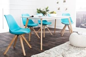INVICTA turquoise chair SCANDINAVIA small 1