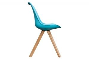 INVICTA turquoise chair SCANDINAVIA small 2