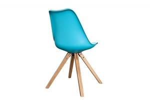 INVICTA turquoise chair SCANDINAVIA small 3