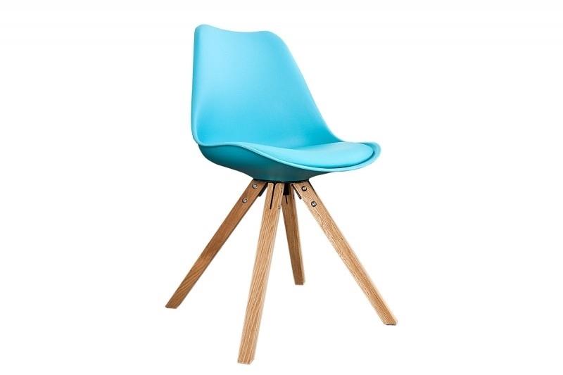 INVICTA turquoise chair SCANDINAVIA