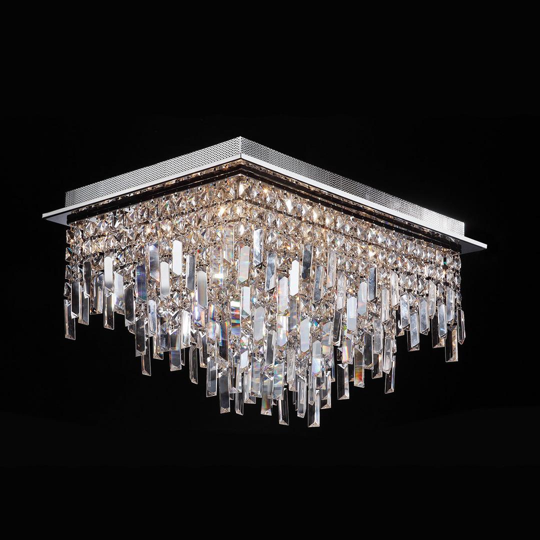 Classic Lavenda G4 16-point ceiling lamp
