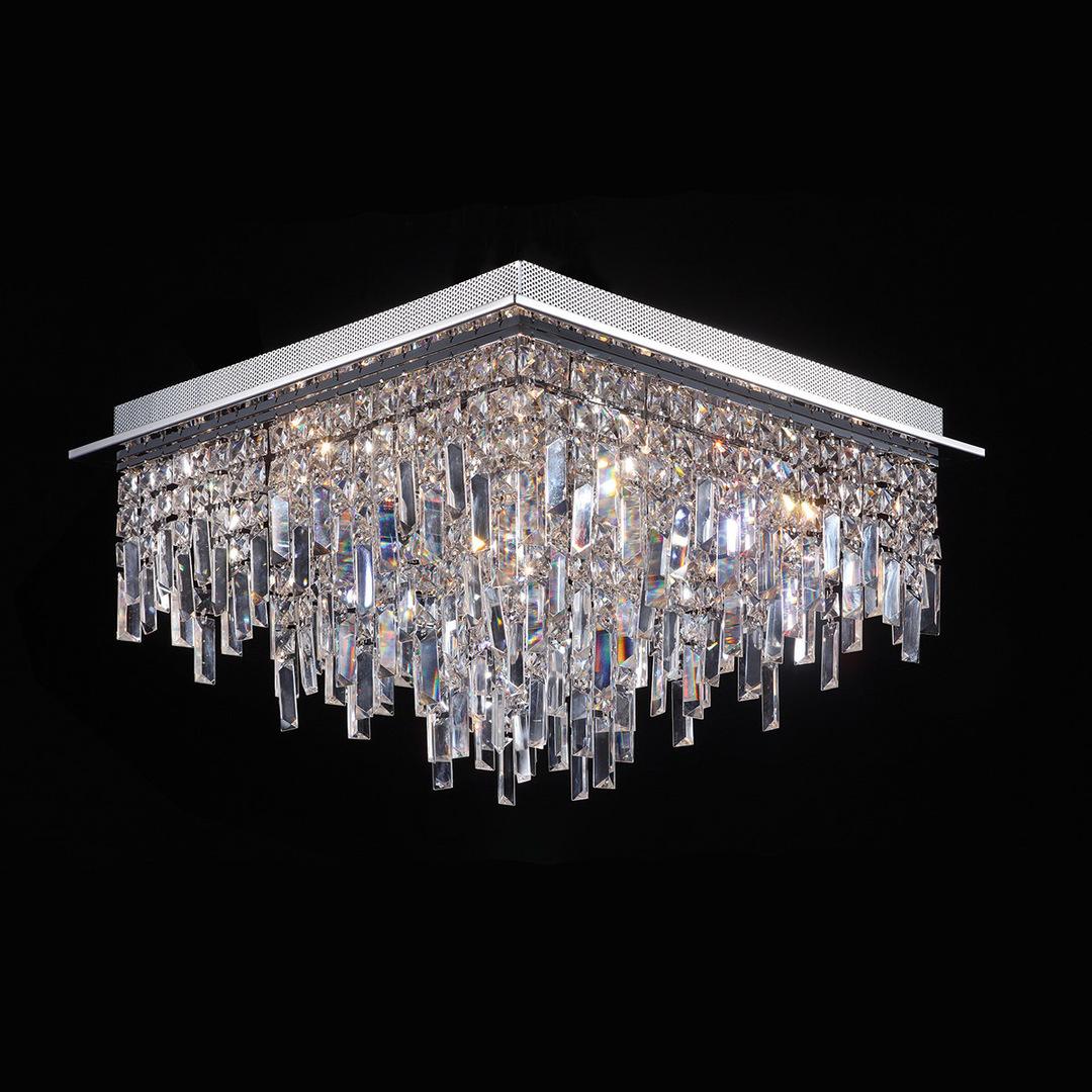 Classic Lavenda G4 17-point ceiling lamp