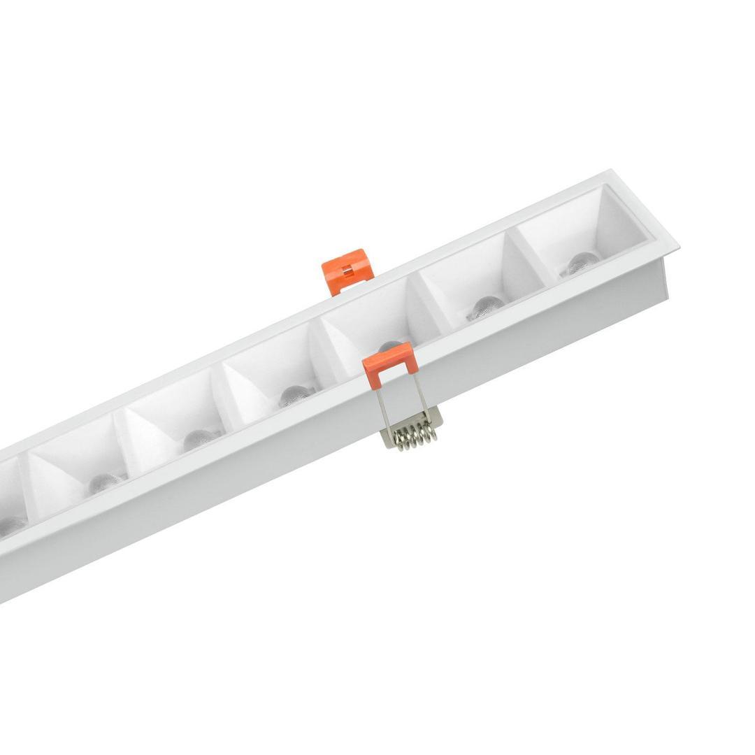 Allday Inspire In Dark Light 80st White 840 46w 230v 168cm White
