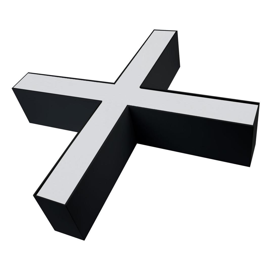 Allday Inspire Elements X 830 27w 230v 115st Black