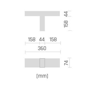 Allday Inspire Elements T 840 16w 230v 90st White small 1