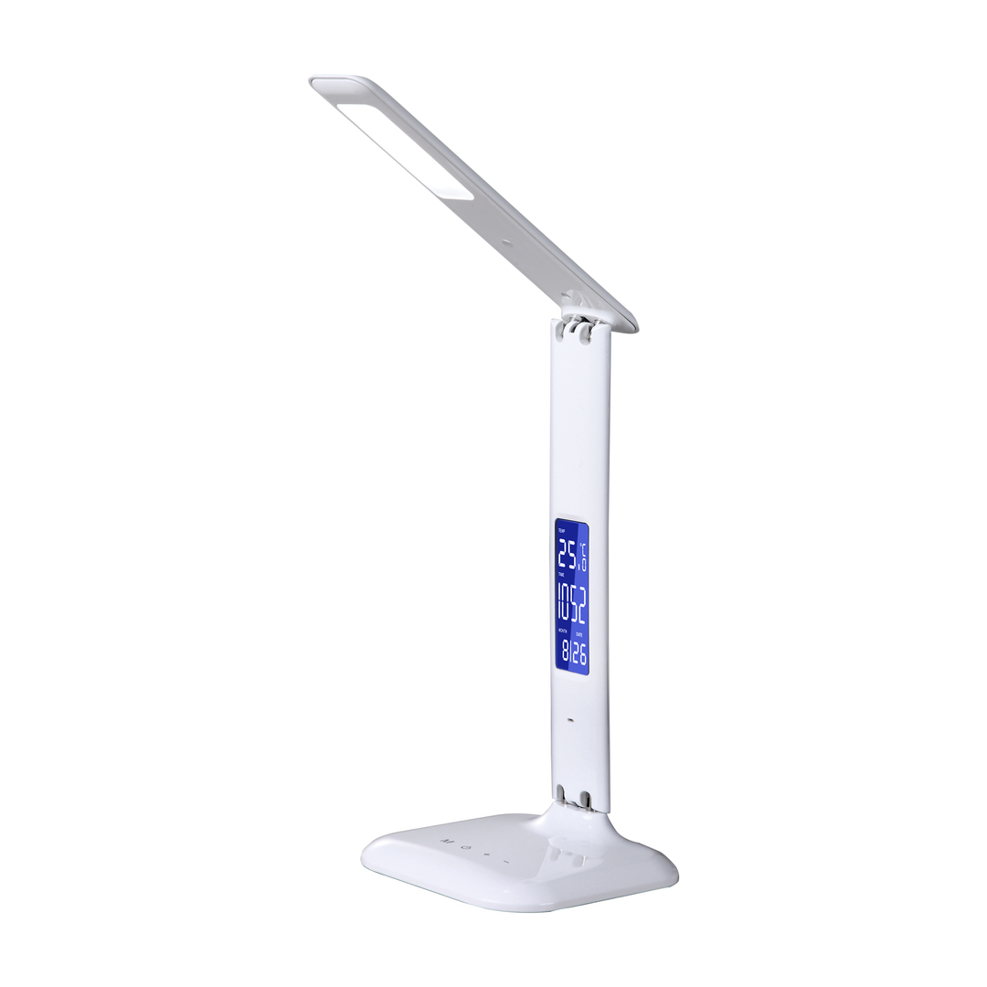 H1408 S Wh Desk Lamp White / White
