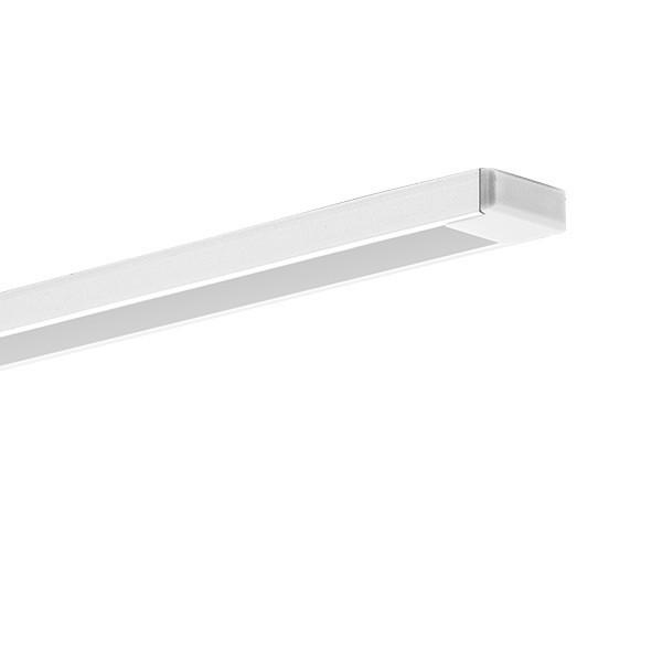 Alu LED profile + milky cover