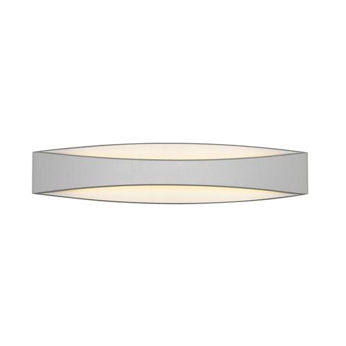 Modern White Wall Lamp Kaia LED