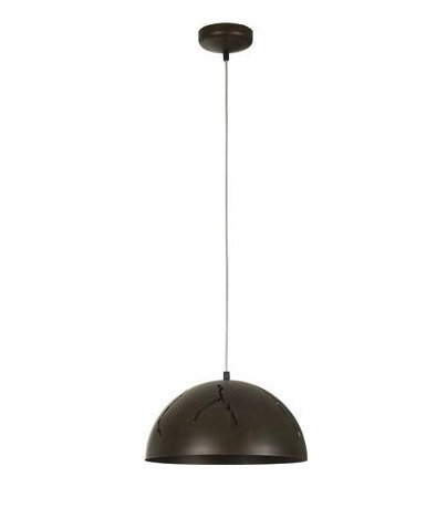 Hanging lamp Nowodvorski HEMISPHERE CRACKS I overhang S