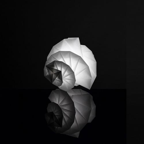 Table lamp Mendori Issey Miyake