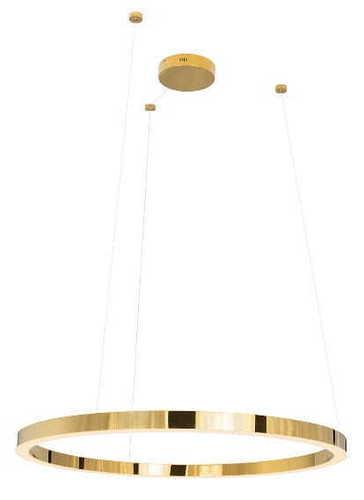 Luxury P0370 pendant lamp gold, large P0370D Max Light