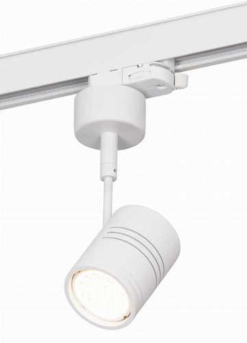 Otium S0004 white luminaire for the track Max Light