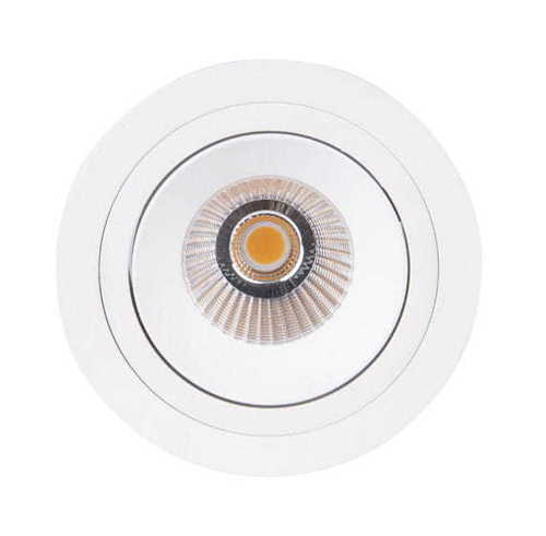 HIDEN H0109 HALOGEN LUMINAIRE WHITE Max Light