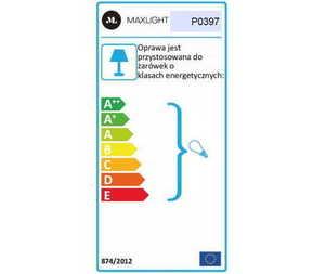 TODI P0397 HANGING LAMP Max Light small 2