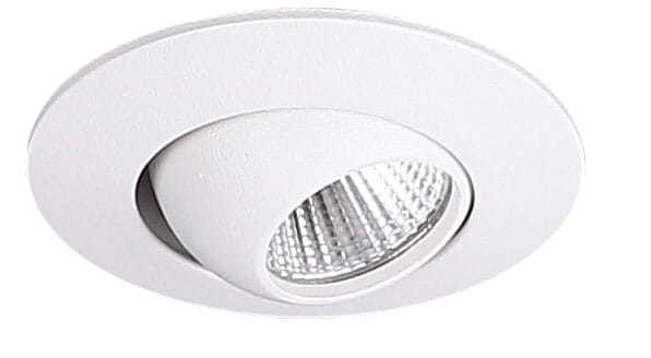 YUCA ROUND TILTED H0104 HALOGEN LUMINAIRE Max Light