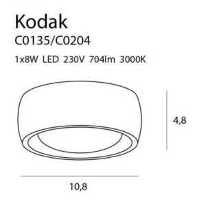 KODAK C0204 PLAFON Max Light small 1