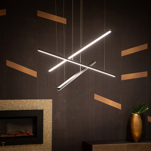Trio P0311D Dimmable Max Light pendant lamp small 1