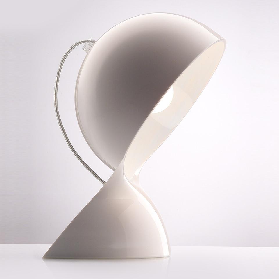 Table lamp Artemide Dalu white