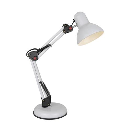 T51 S Wh Garita Table Lamp