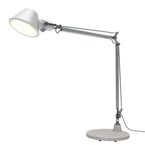 Tolomeo XXL outdoor lamp with base - LED Artemide small 1