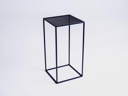 MATRIX METAL 30 coffee table - black