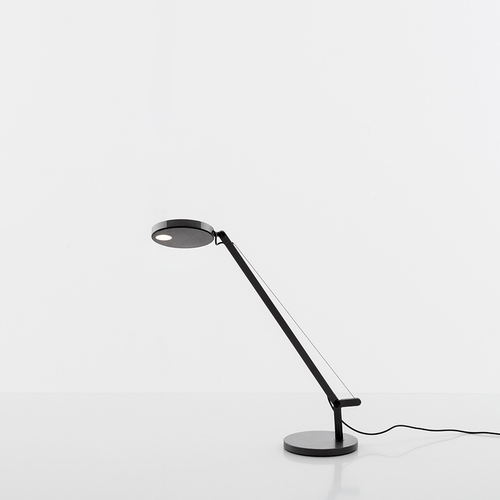 Table lamp Artemide Demetra Micro anthracite gray
