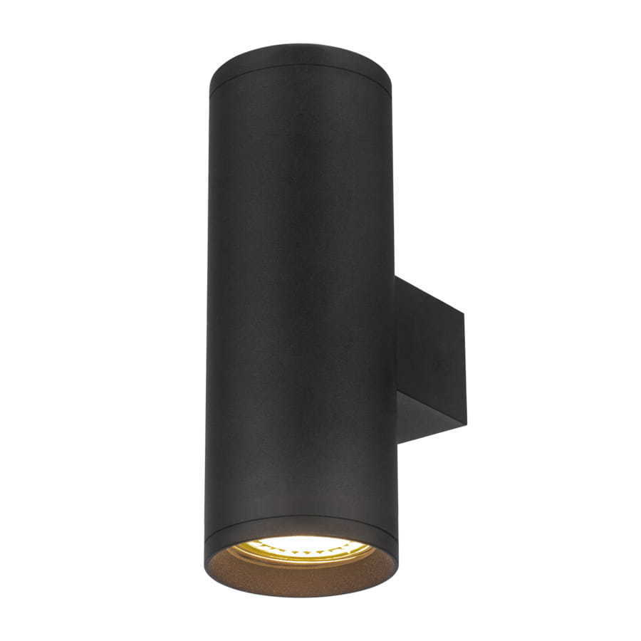Torino wall lamp black IP54