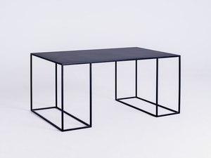 TORGET METAL 100X60 coffee table - black small 3