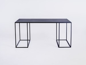 TORGET METAL 100X60 coffee table - black small 0
