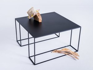 TORGET METAL 80 coffee table small 1