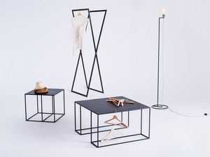TORGET METAL 80 coffee table small 2