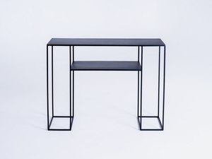 TORGET METAL 100 console - black small 3
