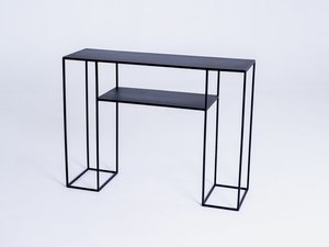 TORGET METAL 100 console - black small 0