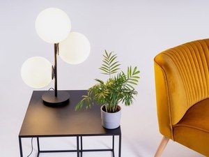 BOBLER table lamp - black small 1