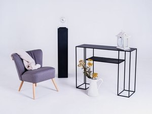 TORGET NET METAL 100 console - black small 1