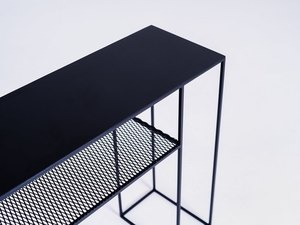 TORGET NET METAL 100 console - black small 3