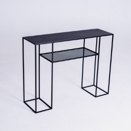 TORGET NET METAL 100 console - black small 5