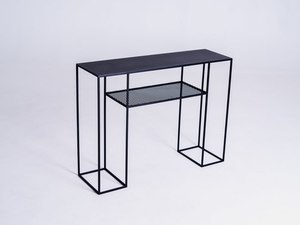 TORGET NET METAL 100 console - black small 0