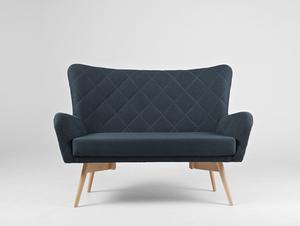 2 seater sofa KARRO small 0