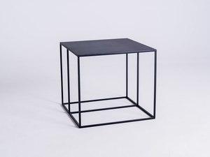 TORGET METAL 50 coffee table - black small 3